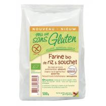 Ma Vie Sans Gluten - Farine riz & souchet 500g