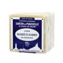 Marius Fabre - Weiße Seife aus Marseille - 600 g