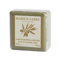 Marius Fabre - Seife mit Lorbeer- und Olivenöl