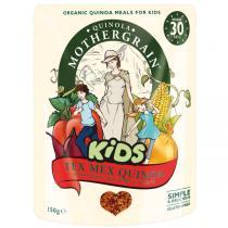 Quinola Mothergrain - Pack de 3 Quinoa kids Tex Mex 150gr