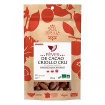 Sol Semilla - Cacao cru fèves 250g