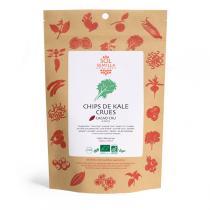 Sol Semilla - Chips de Kale crues Cacao Epices 35g*