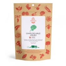Sol Semilla - Chips de Kale crues Maca Moutarde 35g*