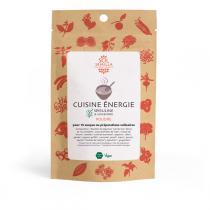 Sol Semilla - Cuisine Energie, Spiruline Gingembre 75g