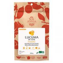 Sol Semilla - Lucuma de soie crue 250g