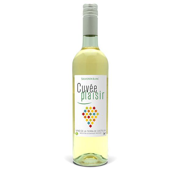 Cuvée Plaisir et Désir - Cuvée plaisir Vin de la terre de Castille - Blanc 75cl