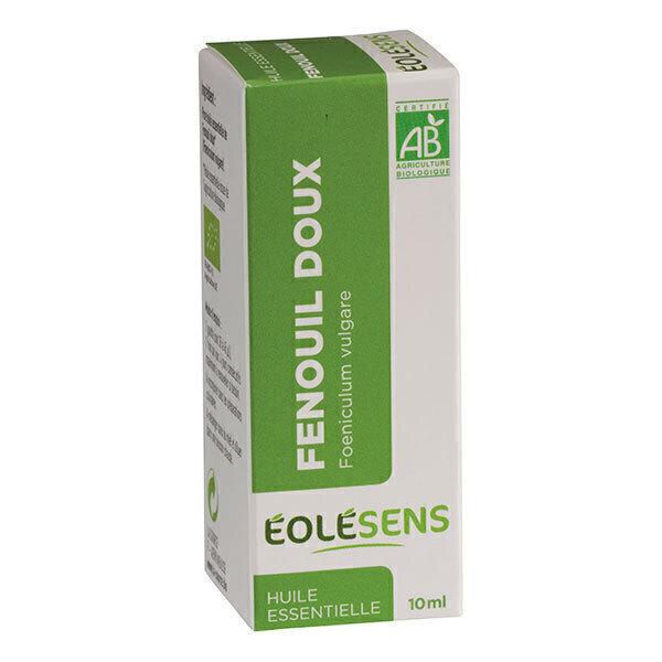 Eolesens - Huile Essentielle Bio de Fenouil Doux x 10mL