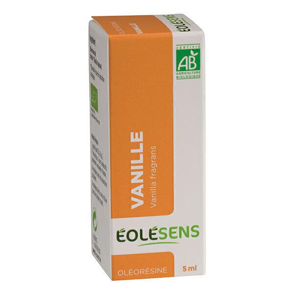 Eolesens - Huile Essentielle Bio de Vanille x 5mL