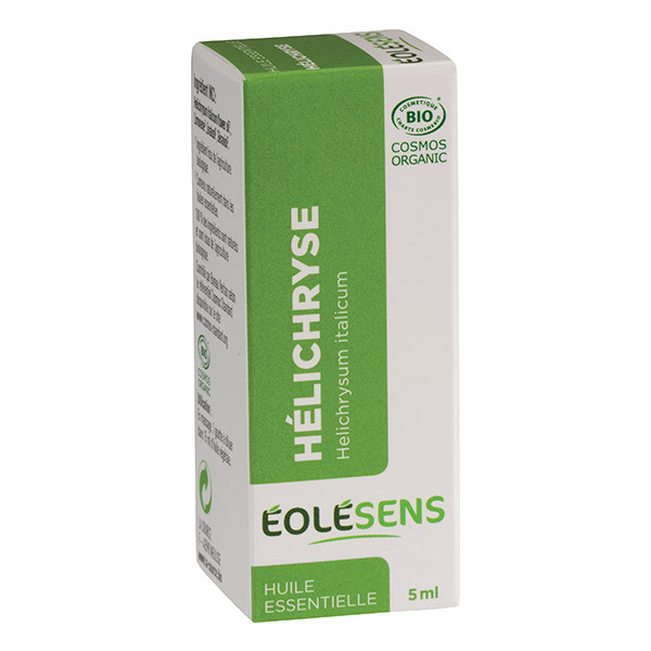 Eolesens - Huile Essentielle Bio d'Hélichryse x 5mL