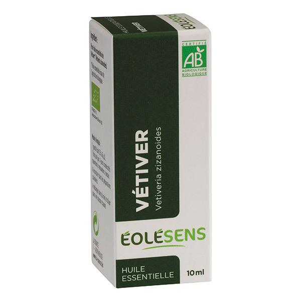 Eolesens - Huile Essentielle Bio de Vétiver x 10mL