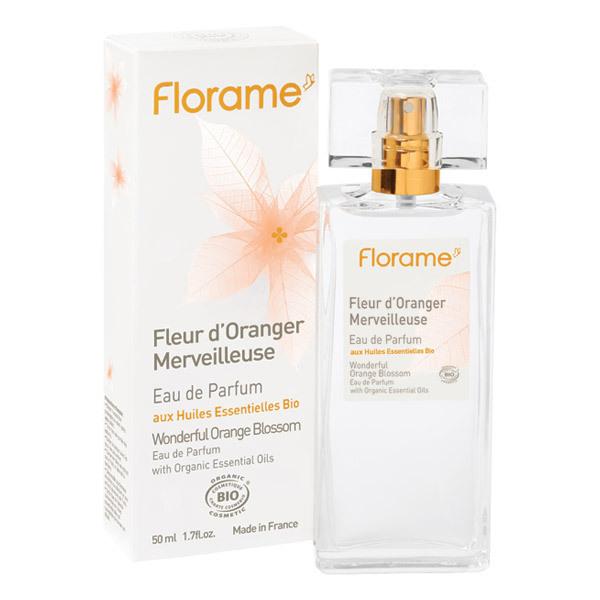 Florame - Eau de parfum Fleur d'oranger 50ml