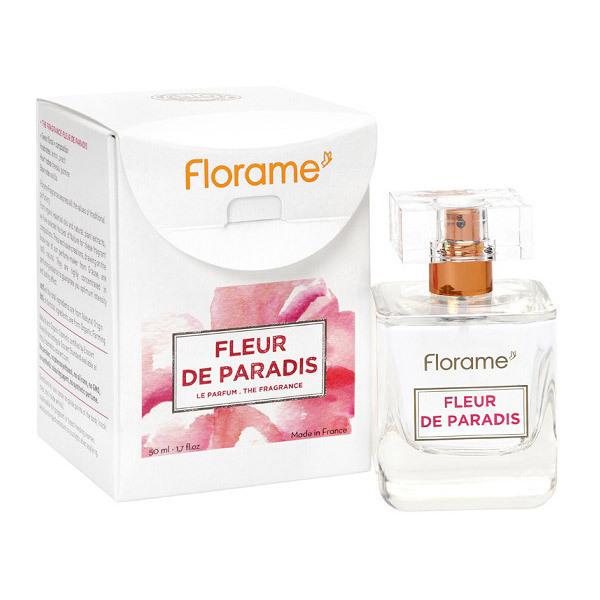 Parfum Fleur De Paradis 50ml Florame Acheter Sur Greenweezcom