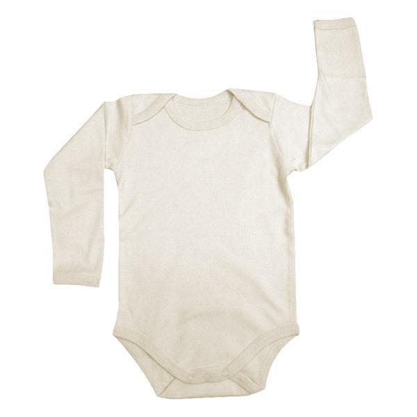 Greenweez - Body Manches longues Coton bio 6-24 mois