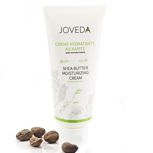 Joveda - Crème Hydratante au Karité 100ml