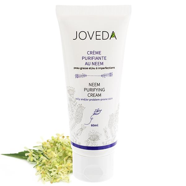 Joveda - Crème Purifiante au Neem 60ml