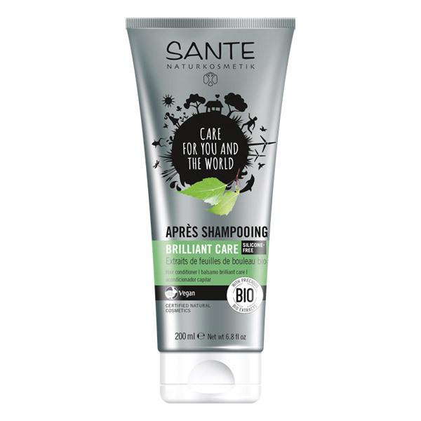 Santé - Après-shampooing brillance, 200 ml
