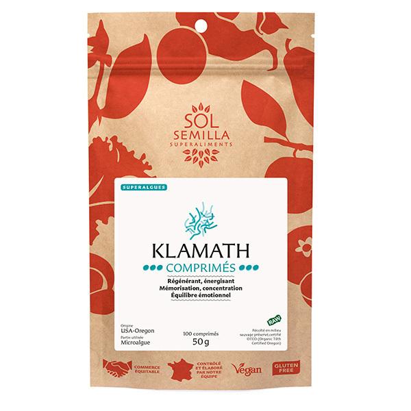 Sol Semilla - Klamath Crue - 100 Comprimés