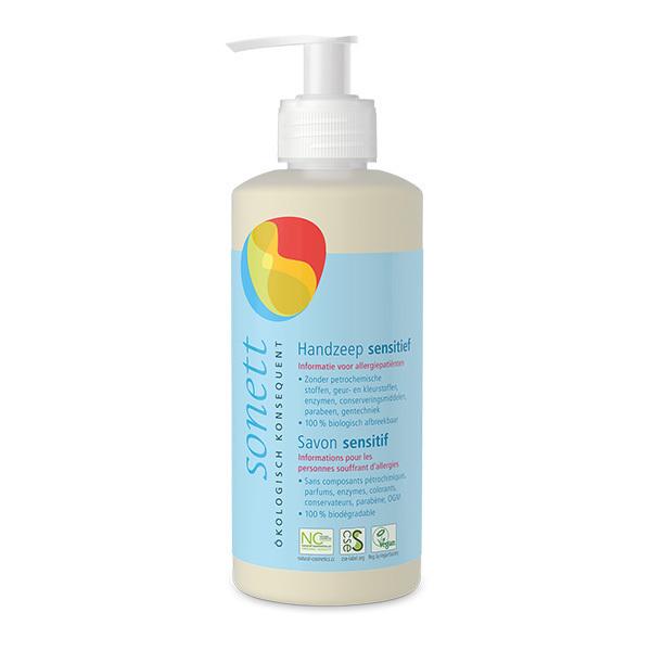Sonett - Savon liquide hypoallergénique 30cl