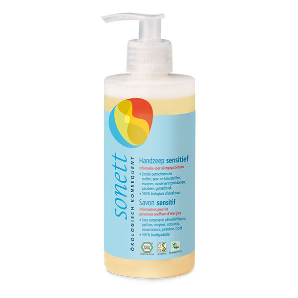 Sonett - Savon sensitif 300ml