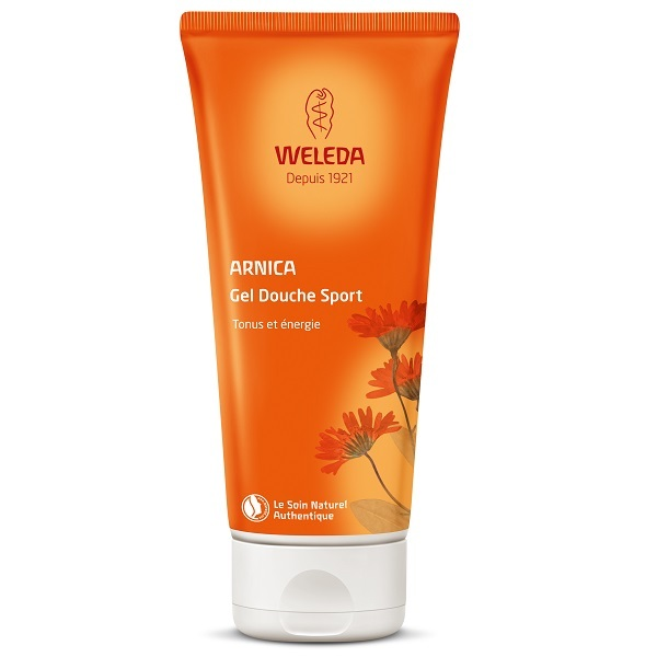 Weleda - Gel Douche Sport Arnica 200 ml