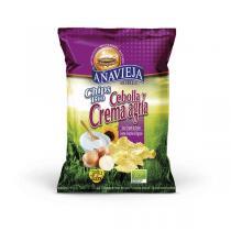 Aperitivos de Añavieja - Chips crème et oignons 125g