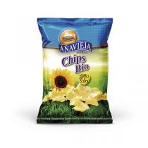 Aperitivos de Añavieja - Chips nature 125g