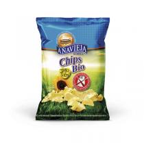 Aperitivos de Añavieja - Naked No Salt Potato Chips 125g