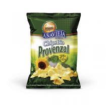 Aperitivos de Añavieja - Organic Potato Chips with Herbs de Provence 125g