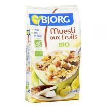 Bjorg - Muesli aux superfruits 375g