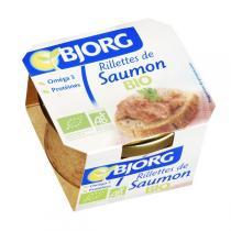 Bjorg - Rillettes de saumon 90g
