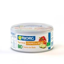Bjorg - Terrine végétale légumes du soleil 125g