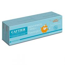 Cattier - Dentifrice orange enfant 7 ans et + 50ml