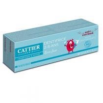 Cattier - Dentifrice pastèque enfant 2-6 ans 50ml