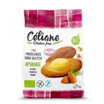 Céliane - Madeleines à l'amande 180g