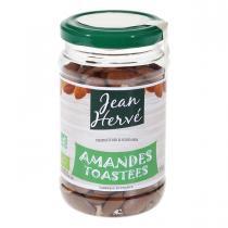 Jean Hervé - Amandes toastées feu de bois 180g