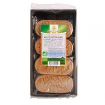 Moulin des Moines - Biscuits petit-déj Graines et pépites de chocolat - 160g