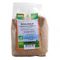 Moulin des Moines - Boulgour d'épeautre prégermé - 500g