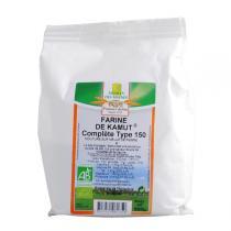 Moulin des Moines - Farine de kamut complète bio - 500g