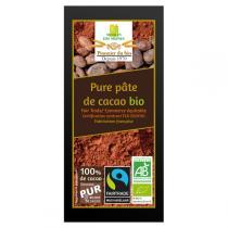 Moulin des Moines - Pure pâte de cacao bio - 100g