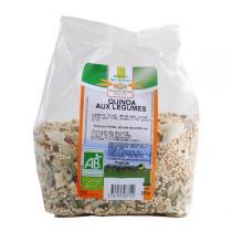 Moulin des Moines - Quinoa aux légumes - 300g