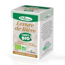 Nat & Form - Levure de Bière Bio x 100 comprimés