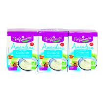 Perlamande - Crème Amande Cuisine 3 X 20 cl