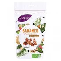 Pronatura - Bananes entières sachet 250g