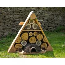 Wildlife World - Hôtel Triangle pour insectes solitaires