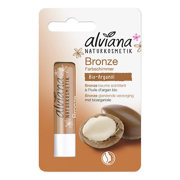 alviana - Soin lèvres bronze