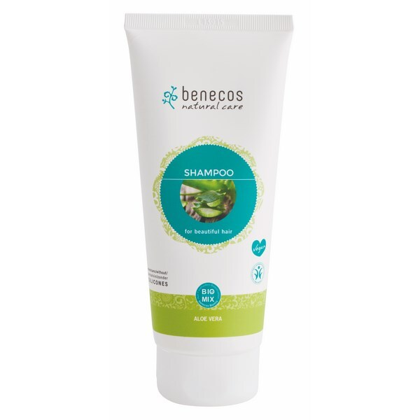 shampooing aloe vera200 ml benecos acheter sur. Black Bedroom Furniture Sets. Home Design Ideas