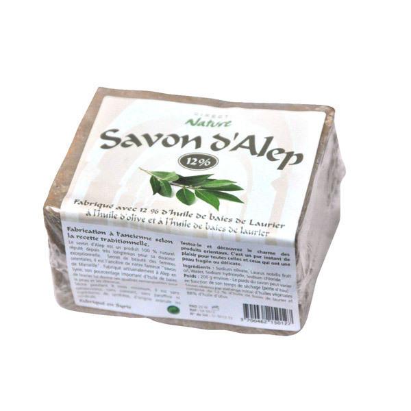 Direct Nature - Savon D'Alep 12 % 200 g