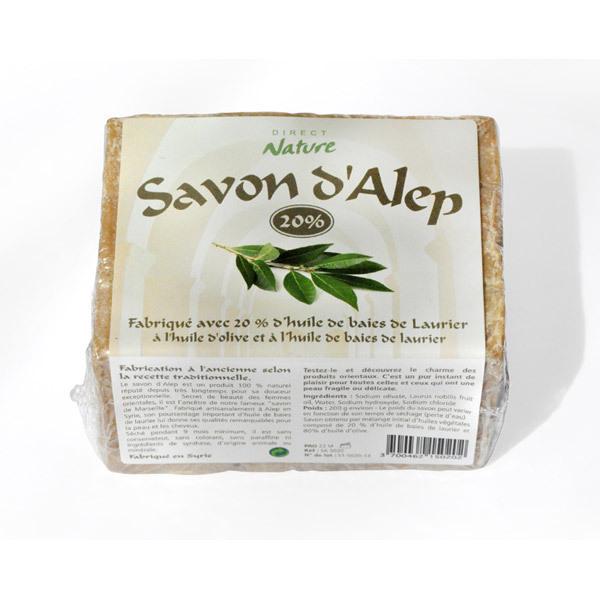 savon d'alep 12 ou 20