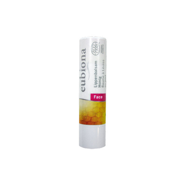 Eubiona - Baume lèvres miel 4g