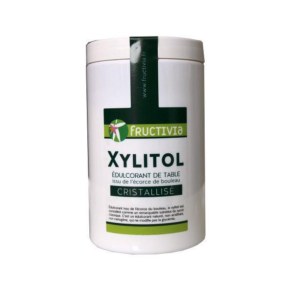 Fructivia - Xylitol - Sucre naturel de Bouleau 300g